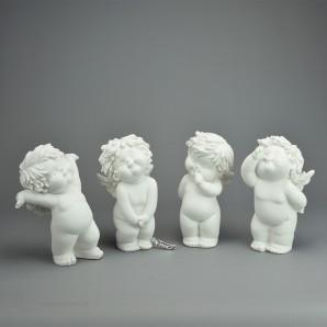 Engel Igor stehend - verschiedene Formen 16cm
