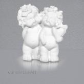 Engel Igor Pärchen mit Herz links - 6cm