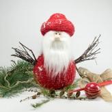 Weihnachtsmann - Nikolaus Höhe 40-50cm